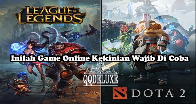 Inilah Game Online Kekinian Wajib Di Coba