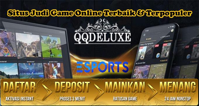 Situs Judi Game Online Terbaik & Terpopuler