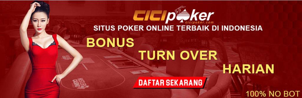 bonus poker online terpopuler